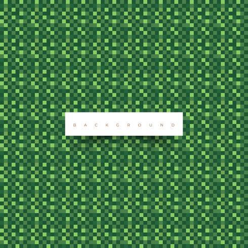 Digitale textuur. Trendy patroon met groene kleur