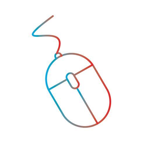 Line Gradient Perfect Icon Illustration