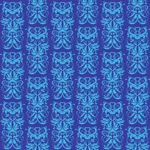 Adorno azul y azul cielo
