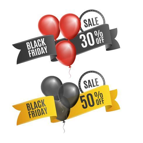 Black Friday-verkooplint