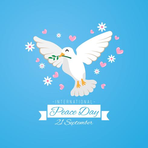 International day of cute dove