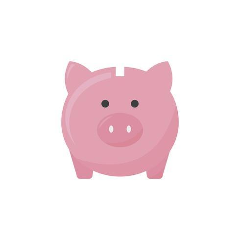 Abbildung eines piggybank