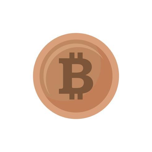 Abbildung einer Kupfermünze