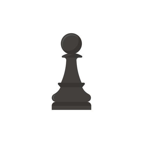 Abbildung einer Schachfigur