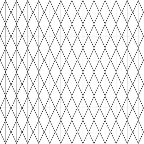 Patrón sin costuras de varias líneas y zigzags.