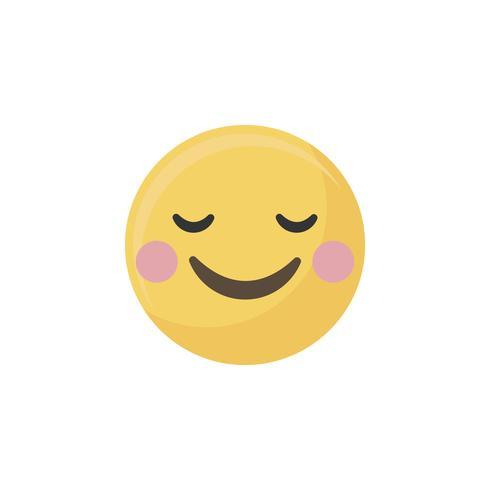illustrazione di un'emoticon
