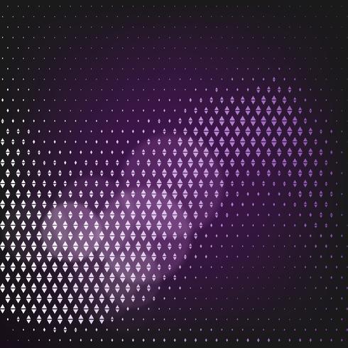 Abstracte paarse en zwarte achtergrond met driehoeken