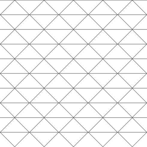 Modèle sans couture de diverses lignes et zigzags