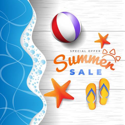 Summer Sale promo banner