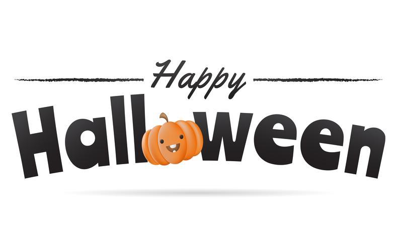 Fondo de Halloween Vector de fondo