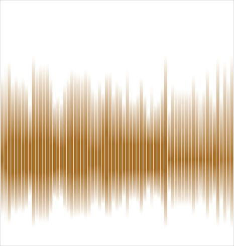 Spectre abstrait coloré