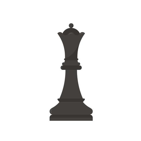 Illustration of a chess piece