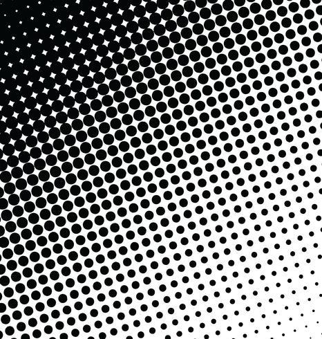 Resumen de puntos vector de fondo de medios tonos efecto