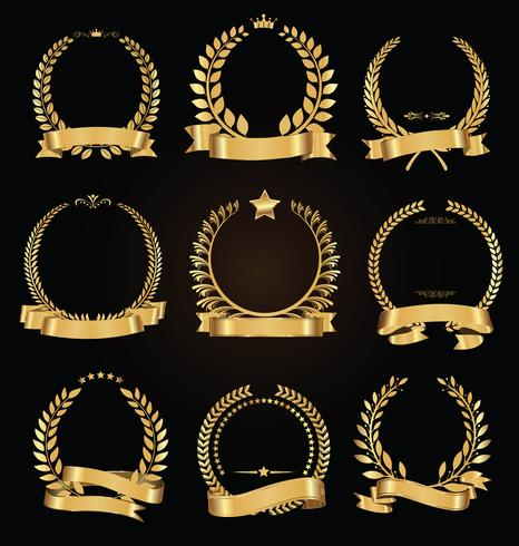 Collection Laurel Wreath