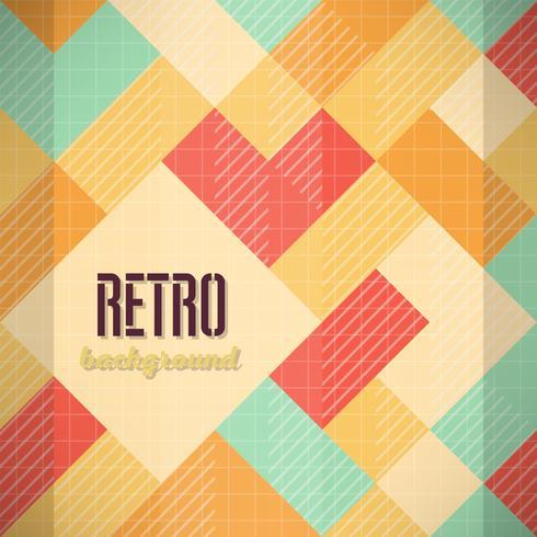 Gammal retro vintage stil design mall
