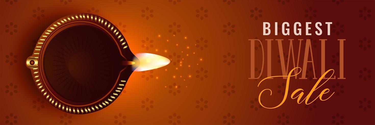 diwali festival sale background design