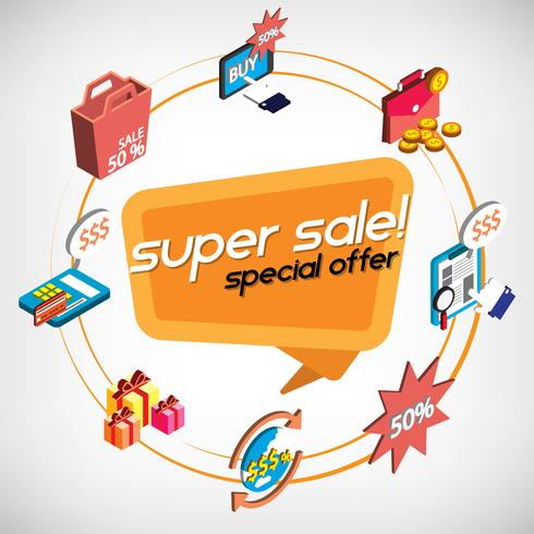 27d1cf8f3a illustrazione del concetto di set shopping online grafico informazioni