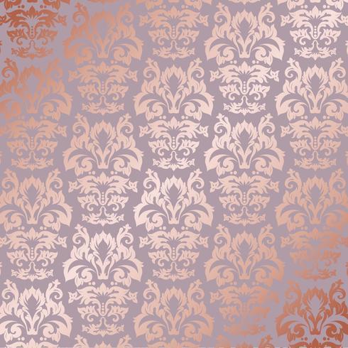 Elegante sfondo in oro rosa
