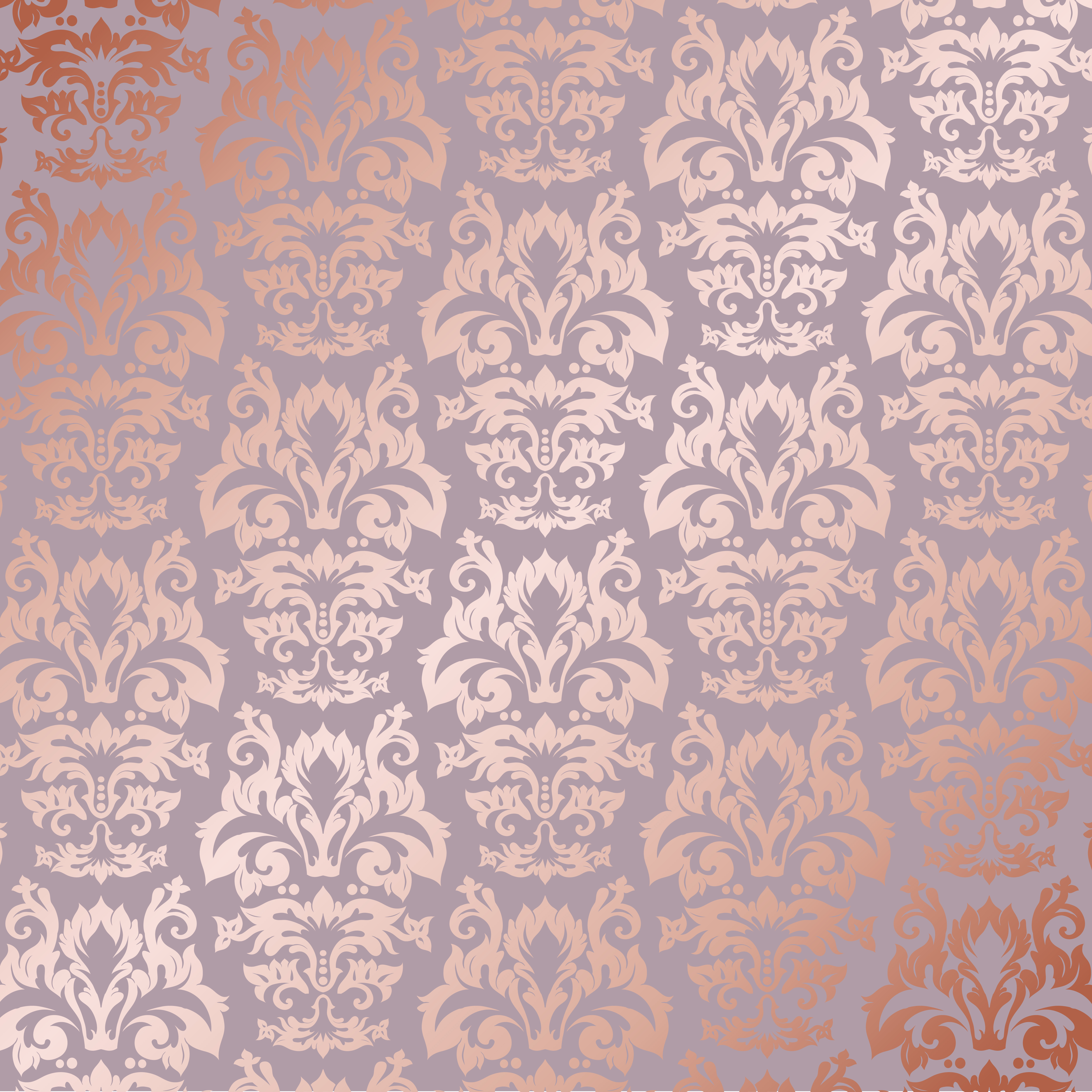 Elegant Rose Gold Pattern Background Download Free