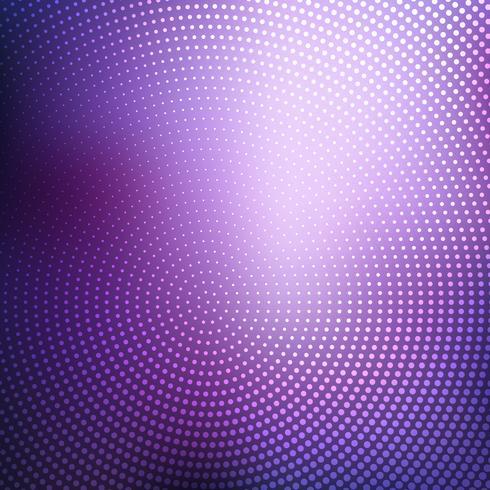 Halftone dots design