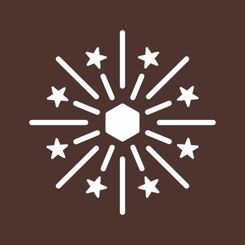ícone de fogo de vetor