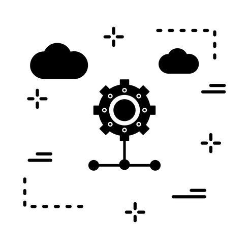 vector setting icon