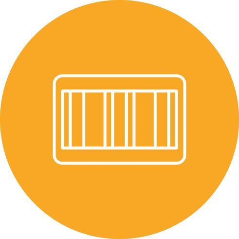 Icono de la barra de vectores
