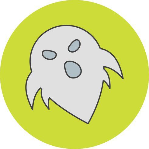 Vektor-Geister-Symbol