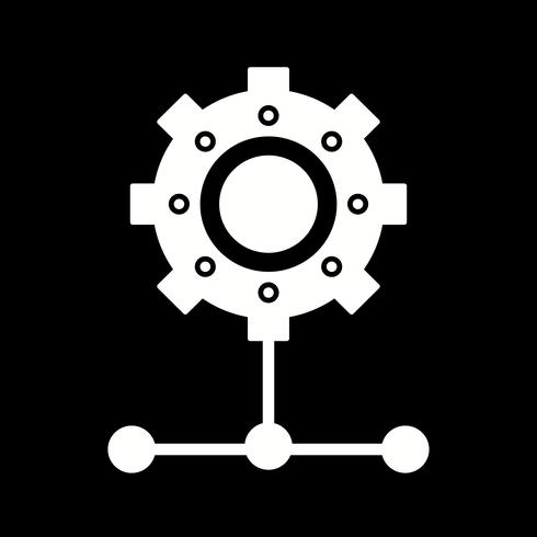 icona di impostazione del vettore