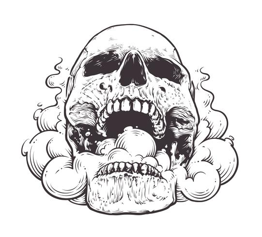 Rökningskalle Art