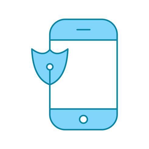 vector mobile icon