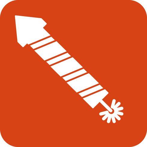 vector vuurwerk pictogram