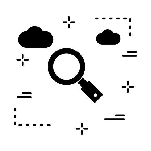 vector search icon