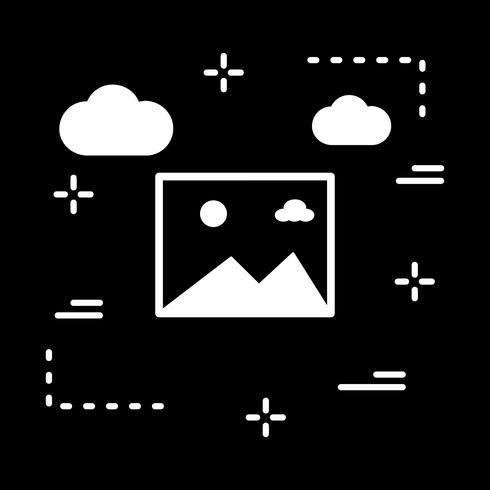 vektor galleri ikon
