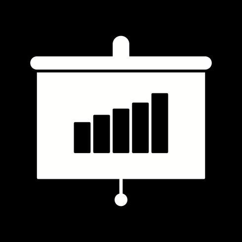 vector presentatie pictogram
