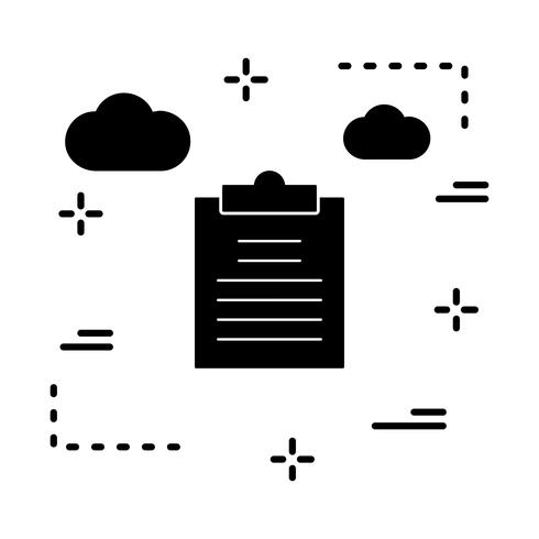 vector rapportpictogram