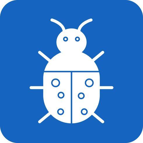 icona bug vettoriale