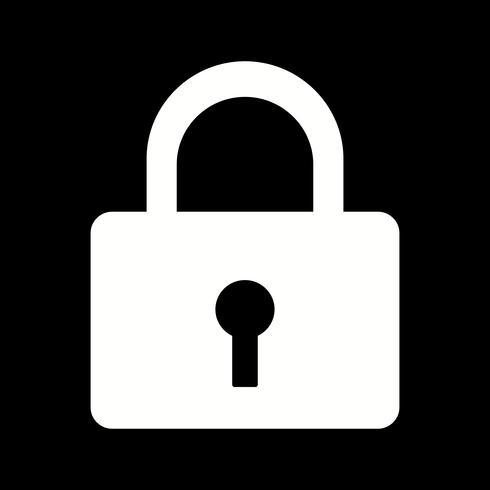 icona di blocco vettoriale