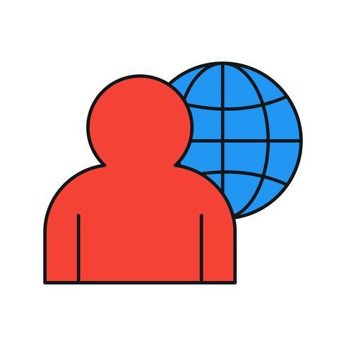 icono de usuario vector
