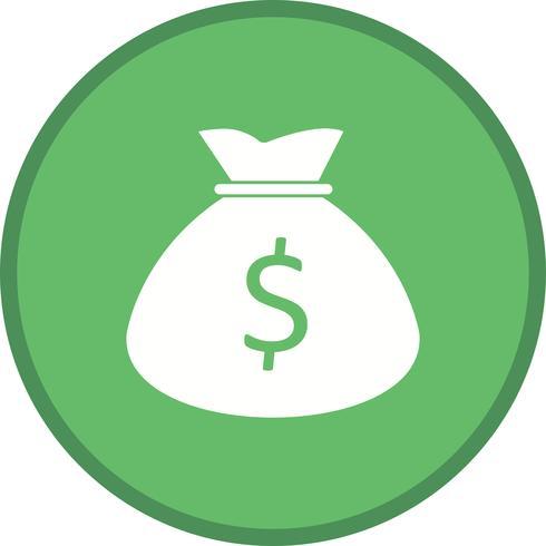 Bolsa de dinero redondo circulo multicolor color BG