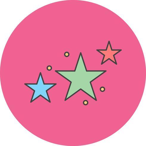 Vektor Sterne Symbol