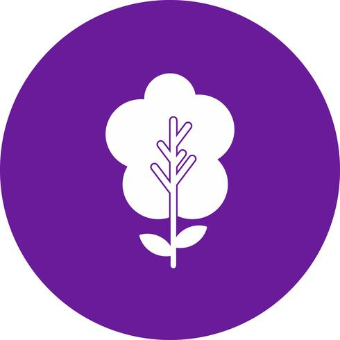ícone de planta de vetor