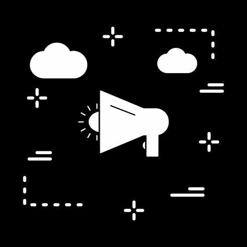 icono de marketing de vectores