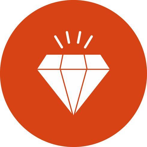 vector ruit pictogram
