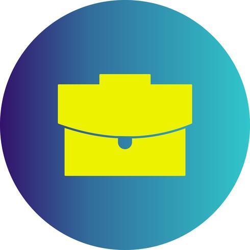 Vektor Aktenkoffer-Symbol