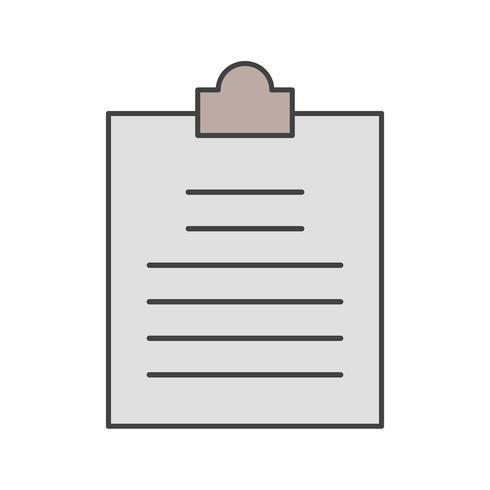 icona di report vettoriale