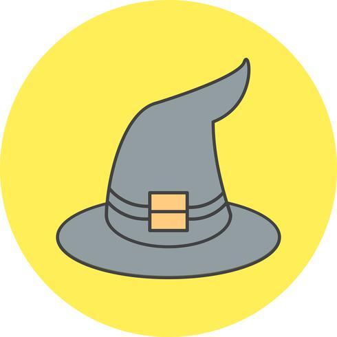 icona del cappuccio vettoriale