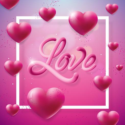 Alla hjärtans dag design