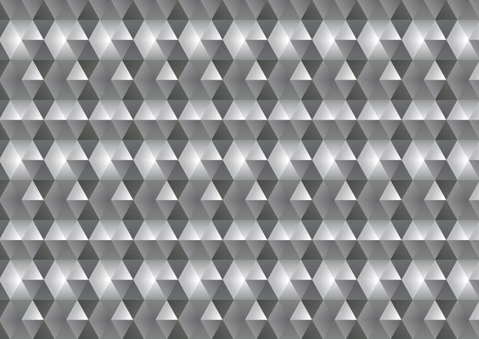 Monochrome laag poly abstracte achtergrond