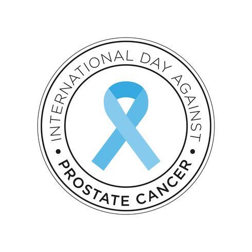 Distintivo di beneficenza per il cancro alla prostata